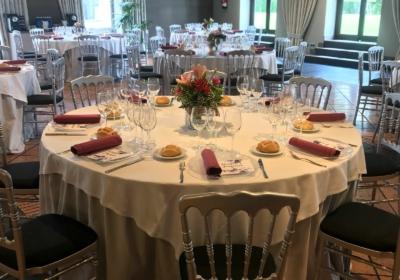 Espacios Salón de Banquetes